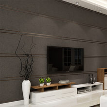 Современные Простые замшевые мраморные полоски рулон бумаги