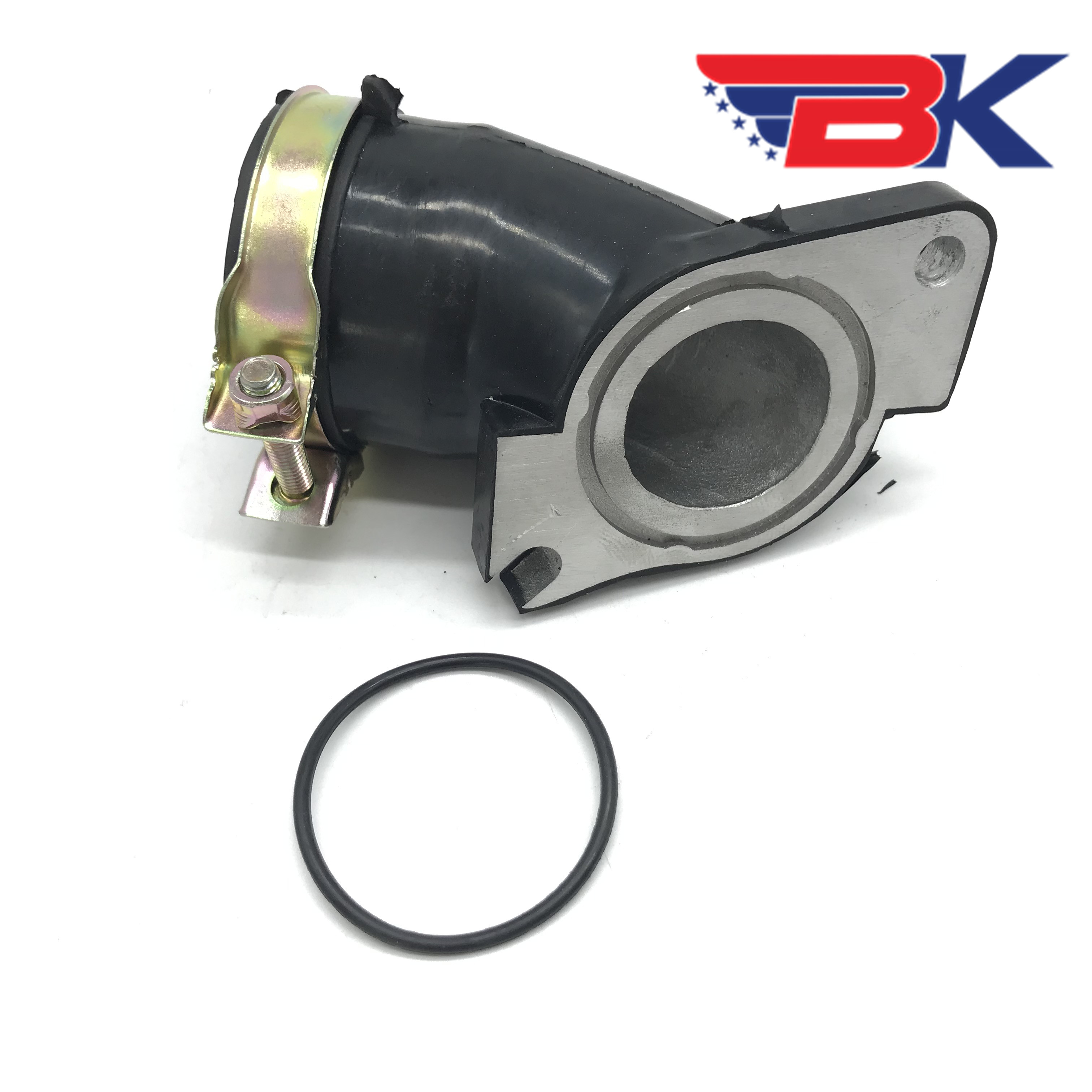 Carburetor Intake Manifold For Linhai BUYANG FEISHEN FA-D300 170MM 173MN 260CC 300CC YP250 VOG250 ATV Quad Scooter