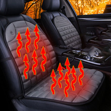 12v Heated Car Seat Cushion Cover ,Heater Warmer , Winter Household Cardriver