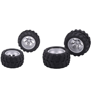 RC Car Parts Right&Left Tire R