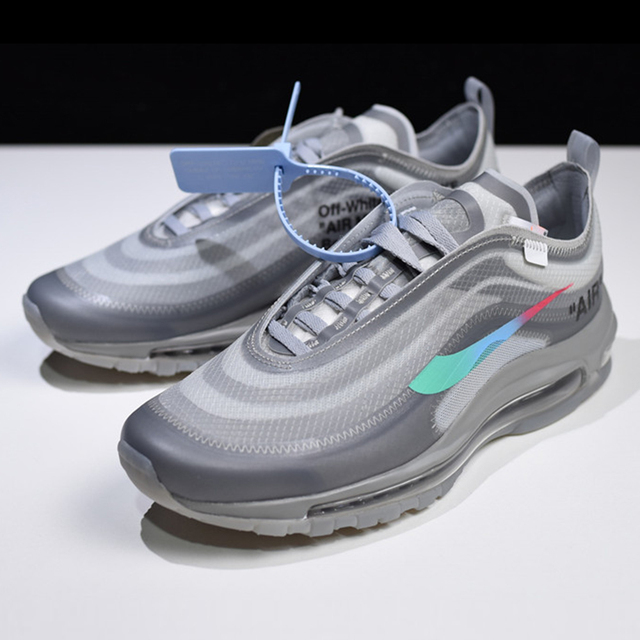2019 New men Women running sneakers Original white 1