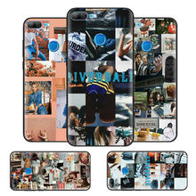Silicone Case Cover for Huawei honor 20i V20 9X 20S 8X 8C 8A 10 20 Y6 Y9 2019 Lite Pro Play Enjoy 9S 9E Cartoon Riverdale Jughea(China)