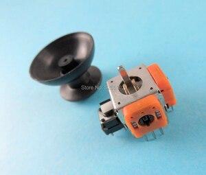 Image 5 - 20pcs=10sets 12V 50MAFIM10K Joystick Control B10K Potentiometer For PS4 3D Joystick Potentiometer Computer Dual Vibration