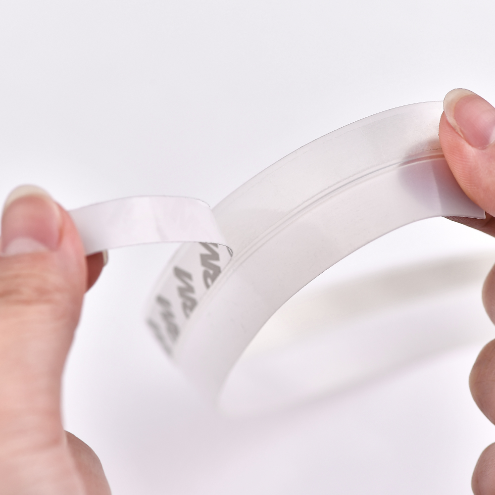 a Prueba de Polvo Decapado Transparente para Puertas y Ventanas para Impermeabilidad 25 mm * 5 m a Prueba de Insectos DMFSHI Tiras de Sellado Autoadhesivas a Prueba de Viento Insonorizado