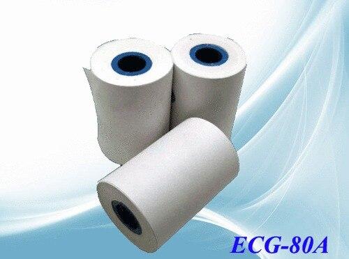 CONTEC Thermische Drucker papier für ECG ekg Maschine, Aufnahme Papier