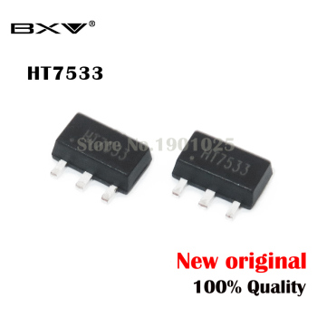 20pcs/lot HT7533-1 7533-1 SOT89 HT7533 new In Stock - discount item  12% OFF Active Components