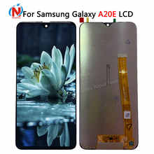 For Samsung Galaxy A20e Display LCD A202 A202F A202DS Touch Screen Digitizer Assembly Replacement Part For SAMSUNG A20e LCD - DISCOUNT ITEM  5% OFF Cellphones & Telecommunications