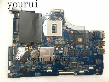 yourui  720566-501 720566-001 for HP ENVY 15-J 15T-J series motherboard All functions 100% fully Tested