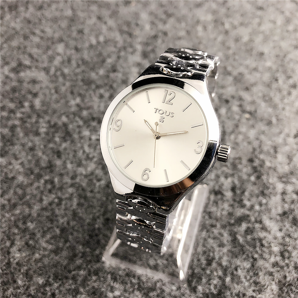 TOUSES Pulsera Watch Women Quartz Casual Reloj Watches Bracelet Watch Ladies Quartz Watch Leather Fashion Sport TOUSES Joyas