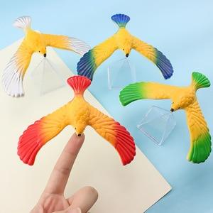 Novelty Balance Bird Toys Plas