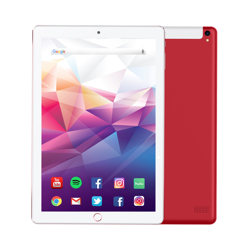 HOT Sale 10.1 Inch Tablet Pc Eight  Core 1920*1080 Android 3GB RAM 32GB ROM IPS Dual SIM 3G Phone Call Tab Phone Pc Tablets