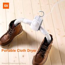 Xiaomi Smart Frog Electric Clothe Drying Rack Hang Clothes Dryer Portable Outdoor Folding Available Clothing Shoes Heater