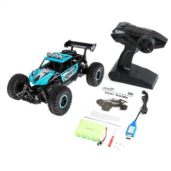 SL-155A 1:16 Remote Control Car Electric Alloy High Speed Climbing Off Road Vehicle Children's Rc Toy Model For Baby Kid