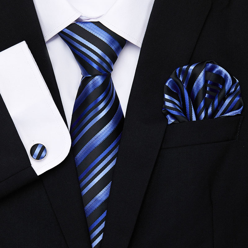 New Arrival Men Necktie 100% Silk Mens Tie 7 Colors Print Ties For Wedding Joy alice Business Style Dropshipping