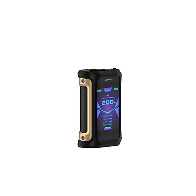 Оригинальный Geekvape Aegis X 200 Вт Vape mod IP67 Водонепроницаемый Бокс мод электронная сигарета с zeus sub Ом Танк vs ageis мини vape - 3