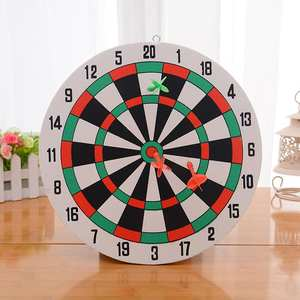 Board-Game-Set Dart Throwing-Game Wall-Hanging Indoor Available Thickened Household Dual-Sides