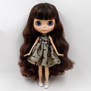 Image 5 - DBS BJD ICY Factory Muñeca Blythe desnuda, muñeca personalizada de 30cm, 1/6, con cuerpo articulado, juegos de mano, regalo para niña