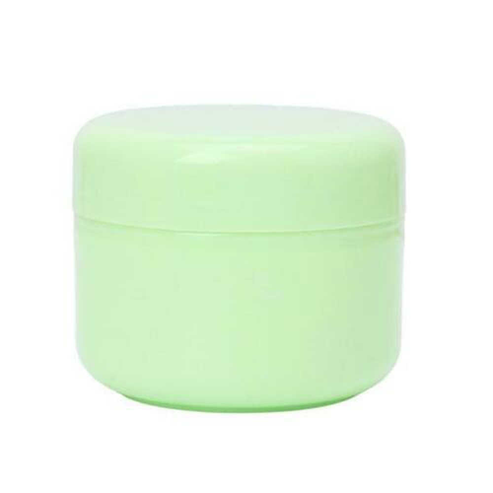 1PC 30g/50g Refillable Bottles Plastic Empty Makeup Jar Pot Travel Face Cream/Lotion/Cosmetic Container Travel Accessories