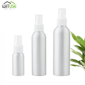 30ml 50ml 100ml 120ml 150ml Aluminum Spray Bottle Portable Mini Perfume Bottles Empty Refillable Cosmetic Sprayer Atomizer 30ml 50ml 100ml 150ml portable travel black aluminum empty bottle perfume spray bottle cosmetic packaging container