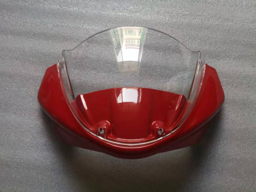ABS Windscreen Windshield Bubble for ducati Monster 696 796 2009-2013 796 1100 1100S motorcyc 696 09 <font><b>10</b></font> 11 <font><b>12</b></font> 13 head cover image