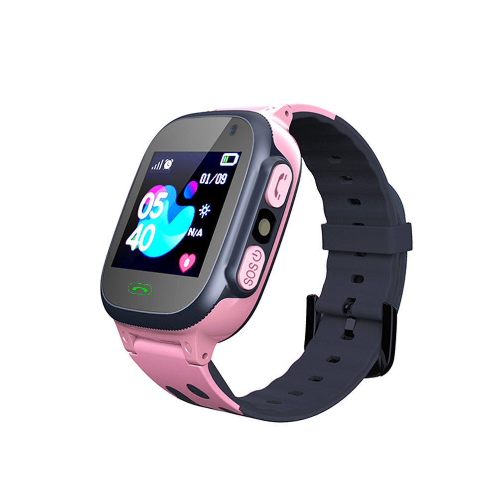 Children's watch Smart Watch Silicone sports Touchscreen Phone Wristwatch Voice Chat SOS Phone Call HD Mic LBS GPS Watches kids