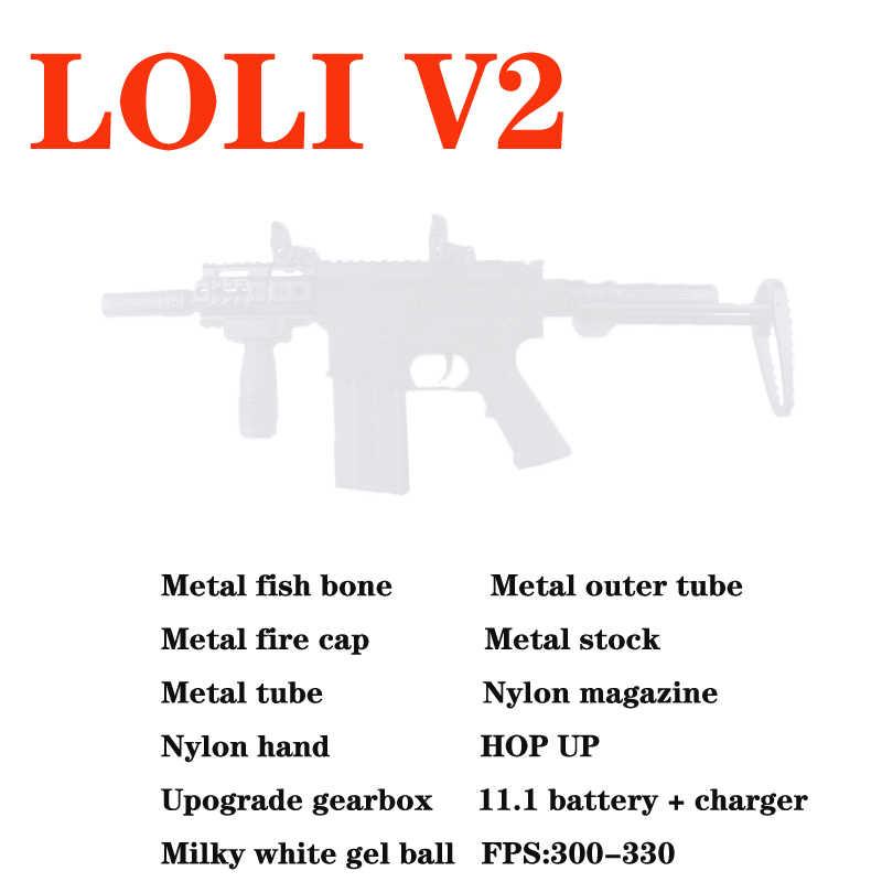 Código x loli v2 nova atualização revista elétrica alimentação gel jateamento wbb gel jateamento gel bola brinquedo arma