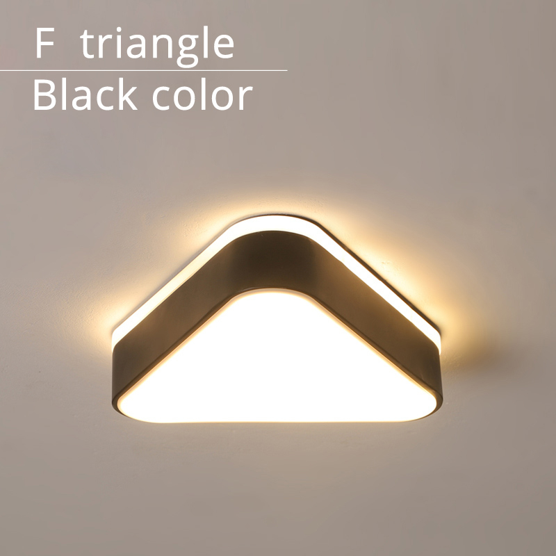 F triangle black