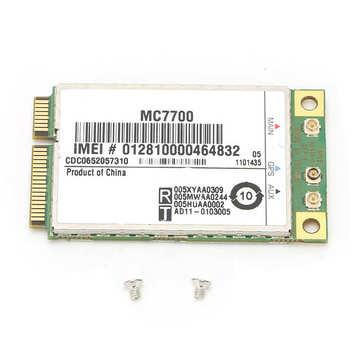Bezprzewodowa karta sieciowa 100 mb s wysoka prędkość transmisji dla modułu GPS LTE FDD MC7700 4G gorąca sprzedaż tanie i dobre opinie YOUTHINK Other Wewnętrzny wireless Pci-e Pci express Wireless Network Card