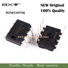 2 pcs/lot W25Q128FVIQ 25Q128FVIQ W25Q128 DIP8 nouveau original
