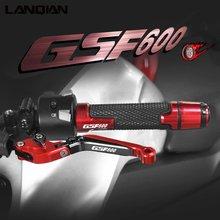 Для suzuki gsf600 s аксессуары для мотоциклов сцепные рычаги