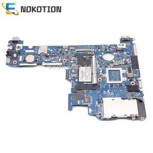 Image 3 - NOKOTION 598765 001 hp Elitebook 2540 ノートパソコンのマザーボード KAT10 LA 5251P メインボード I7 620M CPU DDR3 フルテスト