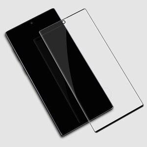 Image 5 - Dla Samsung Galaxy Note 10 + Pro szkło hartowane NILLKIN 3D CP + MAX folia ochronna na ekran dla Note10 pro uwaga 10 Plus 5G szklany