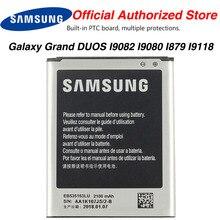 Original Samsung High Quality EB535163LU Battery For Samsung I9082 Galaxy Grand DUOS I9080 I879 I9118 i9060 Neo+ i9168 2100mAh