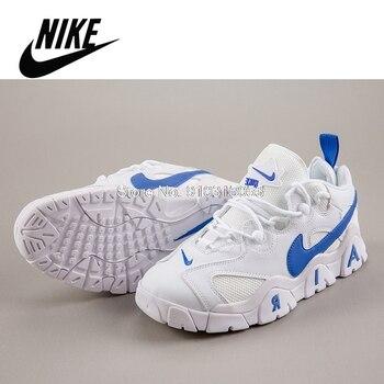 Original Ultra Comfortable NIKE AIR BARRAGE LOW GS Men's Running Shoes Sneakers Sport