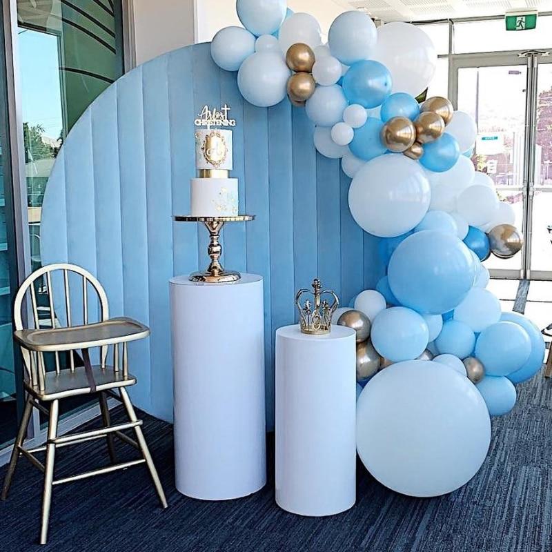 Фоны для фотосъемки Круглый Бархатный свадебный фон стойка для вечеринок складной наружный фон рамка баннер на день рождения