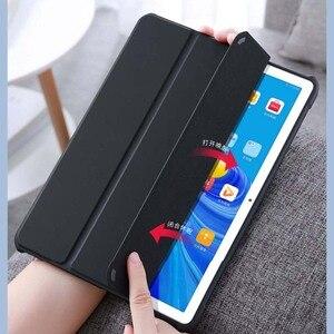 Image 2 - Dành Cho Máy Tính Bảng Huawei Mediapad M6 10.8 / 8.4 Máy Tính Bảng Чехол XUNDD Chống Va Đập Bảo Vệ Đầy Đủ Giấc Ngủ Thông Minh Lật Máy Tính Bảng Tay bút Chì