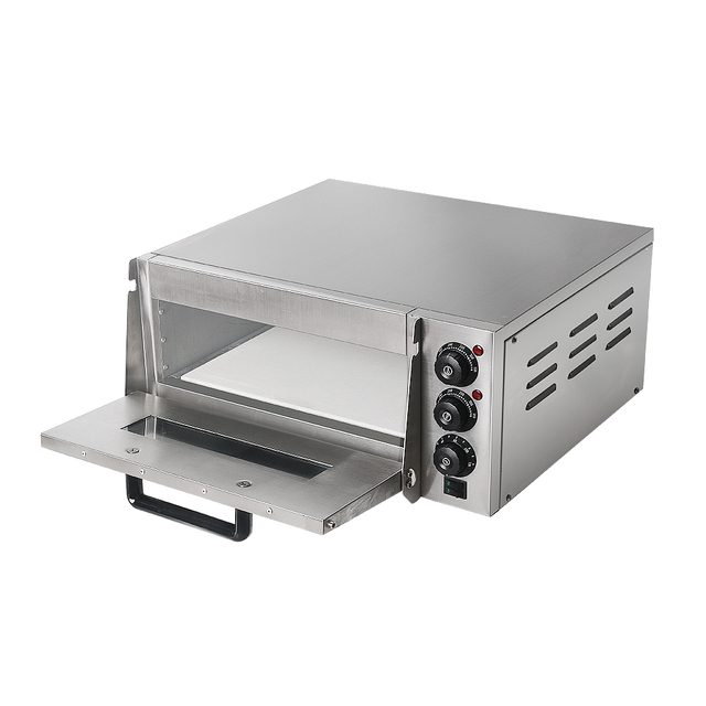 Stainless Steel Electric Pizza Oven 4