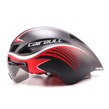 CAIRBULL new painted goggles pneumatic competition cycling helmet sports bicycle  Mtb equipment