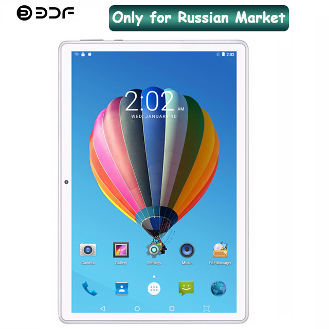 (Only For Russian Market)10 Inch Tablet Pc 3G Phone Call планшет Quad Core 1280*800 IPS 2.5D Screen 32GB ROM Android Tablet 10.1