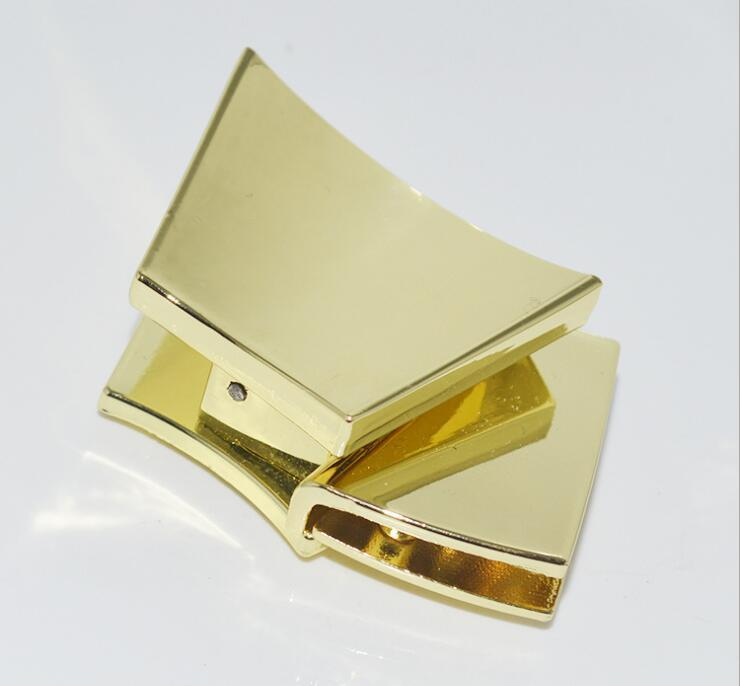 (10pcs/1lot) Luggage Hardware Accessories High Quality Handbag Metal Lock