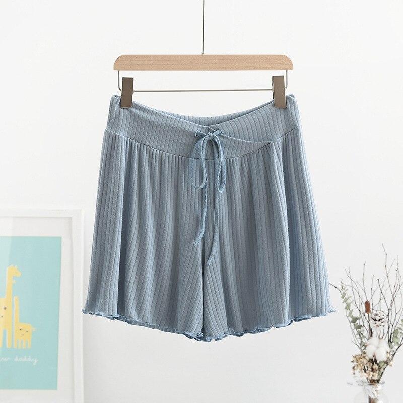 de segurança baixa cintura shorts saia mulher grávida confortável leggings