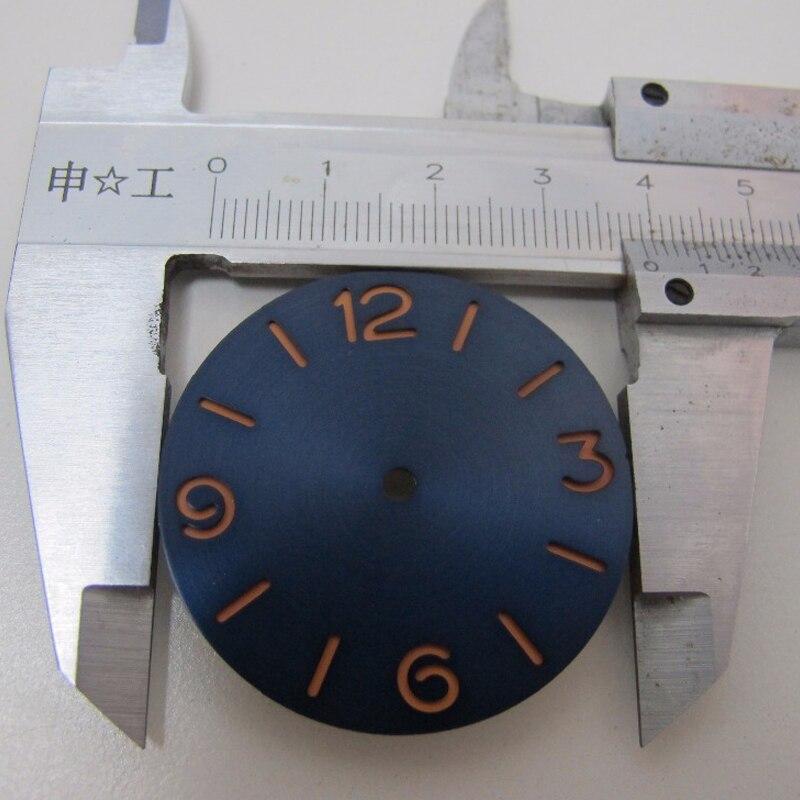 Relógio acessório parte 38.9mm assista face dial