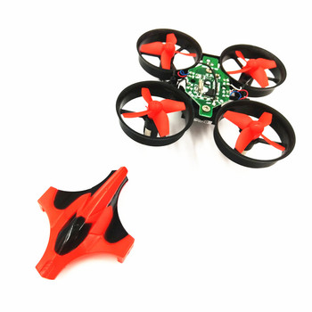 Body Shell Cover Red Blue For JJRC H36 Eachine E010 Nihui NH-010 Tiny Whoop Inductrix FPV RC Drone image