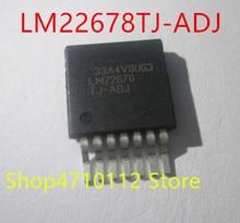 Free shipping NEW 10PCS/LOT LM22678TJ-ADJ LM22678TJ LM22678  TO-263