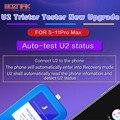WOZNIAK JC U2 Tristar Тестер быстрый детектор для iPhone U2 Зарядка IC ОШИБКА Быстрый тестер SN серийный номер Быстрый детектор считыватель