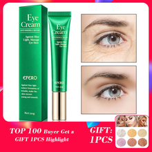 20G EFERO Collagen Eye Cream Anti-Puffiness Dark Circle Anti-Aging Moisturizing Lifting Firming Eyes Care