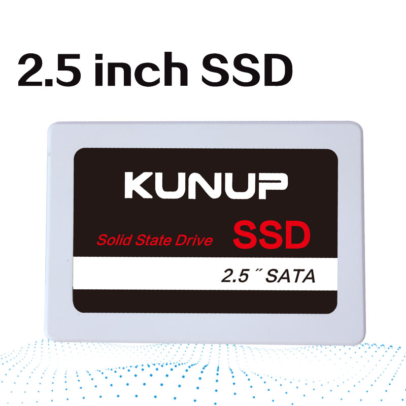 Kunup SSD  High Speed Solid State Drive HD 360GB 480GB 960GB 1TB  60G 120G 180G Hard Drive For Pc Desktop Notebook