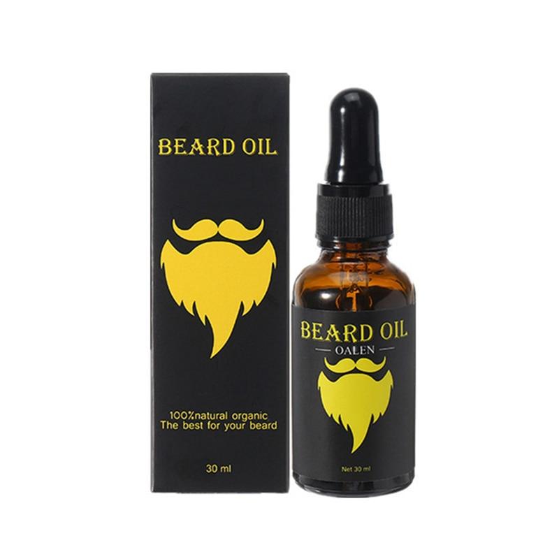 Hair-Care Moustache-Oil Oil-Face Moisturizing Styling-Beard Organic Natural Fragrance