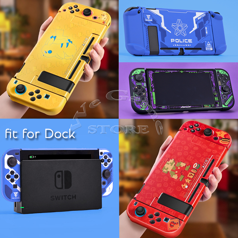 Nintendos Nintend Switch Thin Hard Protective Case Nitendo Colorful Cover Skin Nintendoswitch Shell for Nintendo Switch