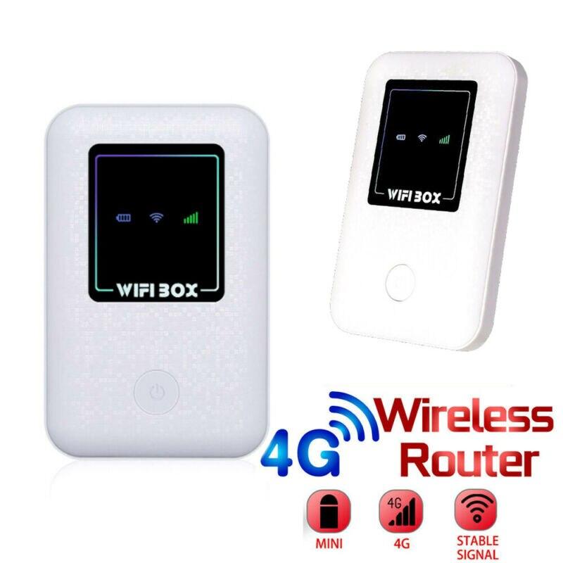 3G WiFi 4G LTE routeur Mobile haut débit 150Mbps MiFi sans fil Hotspot carte SIM royaume-uni